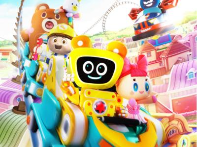 爱奇艺自制儿童动画《嘟当曼》上线 未来将推出玩具、图书、文具等多种衍生品