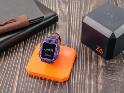 小小的手表,大大的惊喜!被小天才Z6的品质征服了